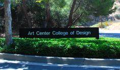 Art Center College Of Design Hillside Campus, Pasadena.