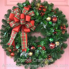 WREATH: The Wreath combines the symbolism of wreathes, evergreens, candles, and holly. In addition, the Advent wreath utilizes the symbolic colors purple and pink, the color of the priest's Advent vestments..