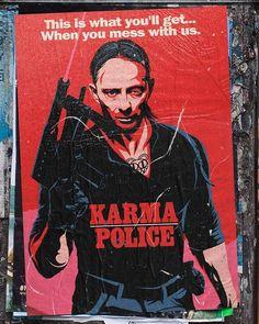 Karma Police - Radiohead #radiohead #karmapolice #thomyorke