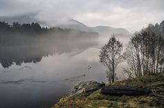 Mist on The Lågen River by Lidia, Leszek Derda on Mists, River, Explore, Mountains, Landscape, Nature, Outdoor, Outdoors, Scenery