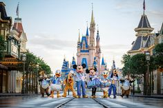 The 50th Anniversary Celebration Is Getting Even More Magical - News - Walt Disney World, Viaje A Disney World, Disney World News, Disney Parks Blog, Disney World Resorts, Disney Vacations, Disney Trips, Disney Travel, Travel Trip