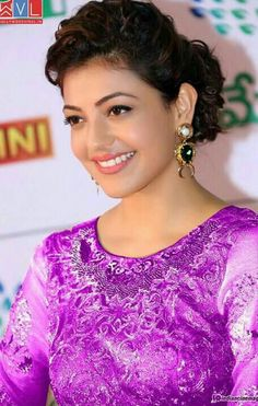 30 Cutest Kajal Aggarwal Images and Wallpapers Indian Film Actress, South Indian Actress, Indian Actresses, My Beauty, Beauty Women, Kajal Agarwal Saree, Fashion Designer, Most Beautiful Indian Actress, Beautiful Gorgeous