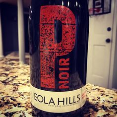 Nittany Epicurean: 2014 Eola Hills Wine Cellars Oregon Pinot Noir