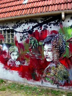 C215 & TSF Crew - Vitry-sur-Seine (Paris) by C215,