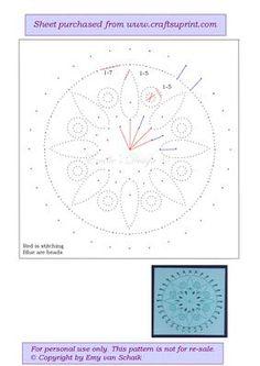 Ed057 Blumen-Mandala 2