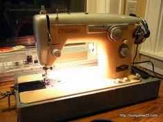 Singer Sewing Machine Fault Finder