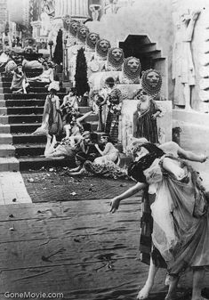 Nietolerancja / Intolerance: Love's Struggle Throughout the Ages (1916,  D.W. Griffith)
