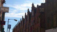 Street and sky.