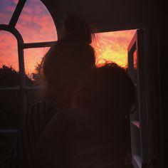 Sunrise. A new start. A new day.
