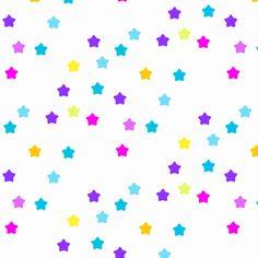 Sweet Stars!  - © PinkSodaPop 4ComputerHeaven.com fabric by pinksodapop on Spoonflower - custom fabric