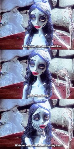 Corpse Bride || ... and beating heart