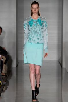 Pringle of Scotland Spring 2015 Ready-to-Wear - Collection - Gallery - Look 1 - Style.com