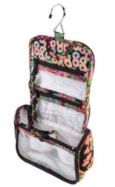 Vera Bradley Mini Hanging Organizer..it will come in handy in a crowded dorm room. Hint Hint