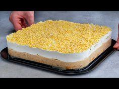 Nu vei mai porni cuptorul dupa ce vei pregati aceasta prajitura! Pofticiosii imi vor multumi - YouTube