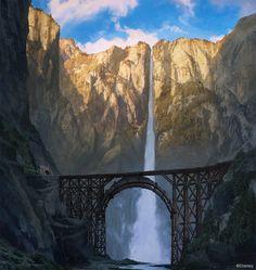 piston peak national park whitewall falls