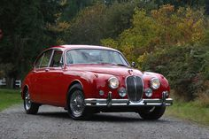 1961 Jaguar Mark II Saloon