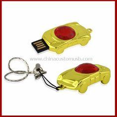 Mini Car USB Flash Drive