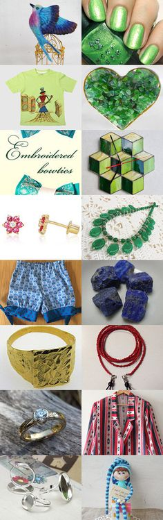 Spring gifts ideas 52 by G-Alla on Etsy--Pinned with TreasuryPin.com