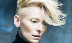Tilda Swinton takes a swipe at too much make-up | UK | News ...
