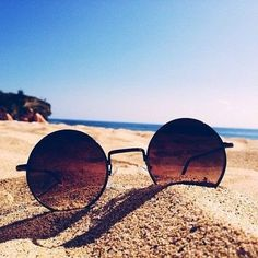 beach / Tumblr / We Heart It on imgfave beach sunglasses