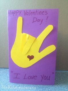 Valentine Craft for Kids photo