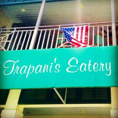 Tripani's Eatery in Bay St. Louis MS #love #southernlife