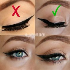 Eyeliner Pencil Sensitive Eyes although Eye Makeup Looks For Hooded Eyes Eye Shape Makeup, Makeup Eye Looks, Eye Makeup Steps, Eyebrow Makeup, Beauty Makeup, Hair Beauty, Eyeliner For Hooded Eyes, Hooded Eye Makeup, Pencil Eyeliner