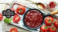 Słodki dżem z pomidorów