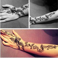 #henna#hennatattoo#mehendi#art#hennatattoo #hennadesign#flowers Jagua Tattoo, Mehendi Arts, Hand Henna, Hand Tattoos, Instagram Posts, Flowers, Royal Icing Flowers, Flower, Florals