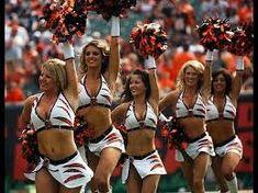 Bengals Cheerleaders - YouTube Bengals Cheerleaders, Cheerleading, Sumo, Wonder Woman, Wrestling, Superhero, Youtube, Women, Lucha Libre
