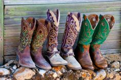 here's some cowboy boots i would actually wear ;)