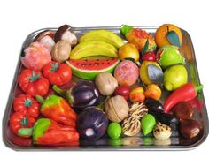 Fruttini di marzapane Italia