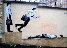 The best examples of street art in 2013 (50 pictures) | memolition