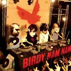 Birdy Nam Nam (vieilles charrues 2009, vendredi)