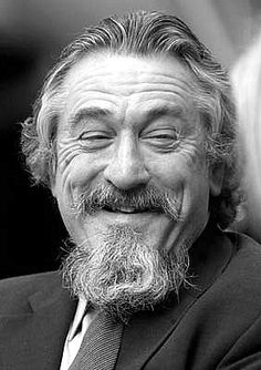 Robert De Niro. One of the greatest actors of all time.