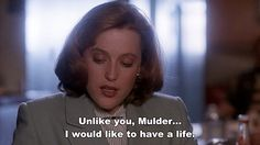 The 15 Best Mulder and Scully Exchanges