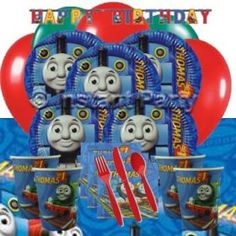 Thomas The Tank Engine VIP Party Pack