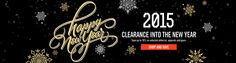 Big savings with our clearance sale! SHOP NOW!!