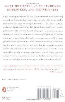 Why We Do What We Do: Understanding Self-Motivation: Edward L. Deci, Richard Flaste: 9780140255263: Amazon.com: Books