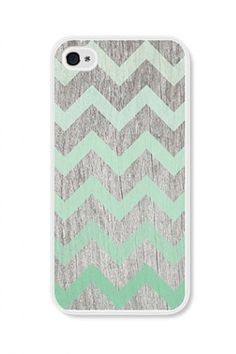 We all love to accessorize, and our phones have proved to be an extension of that. Check out our Mint Chevron phone case, available for iPhone 4 and iPhone 5! #iphone #iphonecase #mint #mintchevron #chevron #ombre
