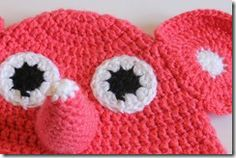 elephant hat pattern free