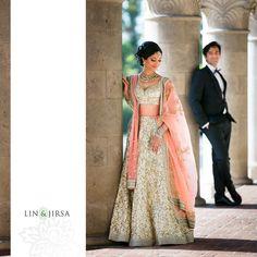 Gorgeous Palos Verdes Post-Wedding   Salil and Meghana