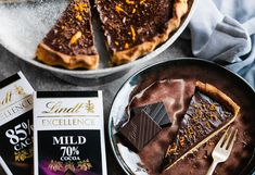 Lindt Excellence, Cocoa, Sweets, Baking, Butter, Malteser, Desserts, Quiches, Pie