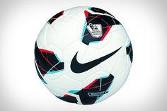 Nike Maxim, la pelota oficial de las ligas europeas