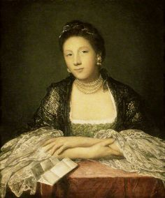 Catherine 'Kitty' Fisher (d.1767), the famous courtesan, later Mrs Norris - Joshua Reynolds