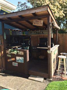 BBQ shack