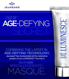 Immediate effects - 20 min Ultimate Lifting masque by Jeunesse! Contact me for more information. Working Night Shift, Instant Face Lift, Healthy Aging, Aging Process, Stem Cells, Anti Aging Skin Care, Latina, Serum, Skincare