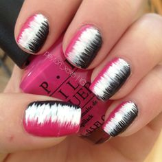 Gotta try this. It looked so good on you Ashley Bruce!