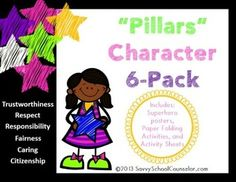 Character counts on pinterest conflict resolution think sheet and