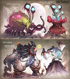 War Grok - CreatureBox